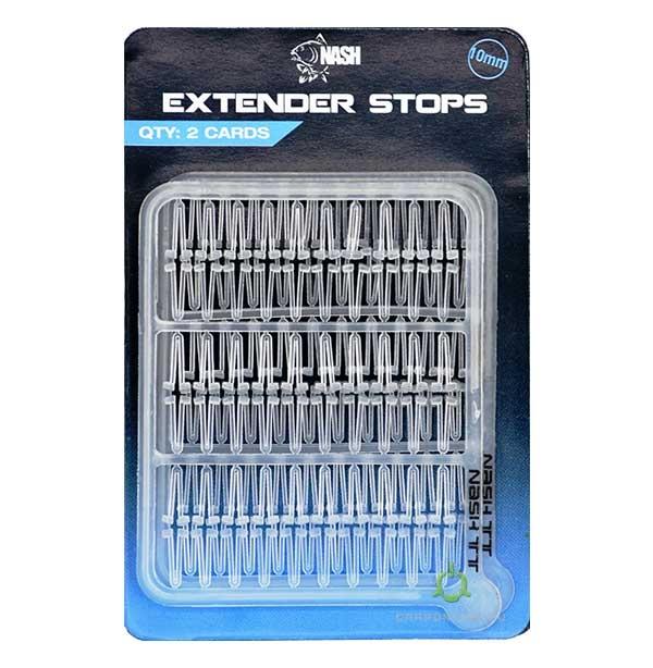 Стопора-удлинители для насадок Nash Extender Stops Large (10 мм.)