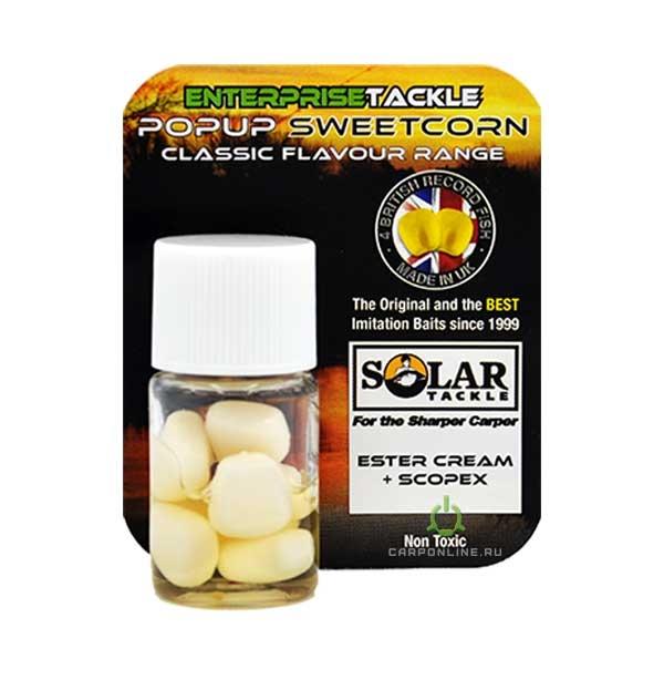 Искусственная кукуруза в ароматизаторе Enterprise Tackle Ester Cream + Scopex