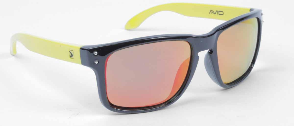 Очки с футляром Avid Carp Polarised Sunglasses Blaze Revo