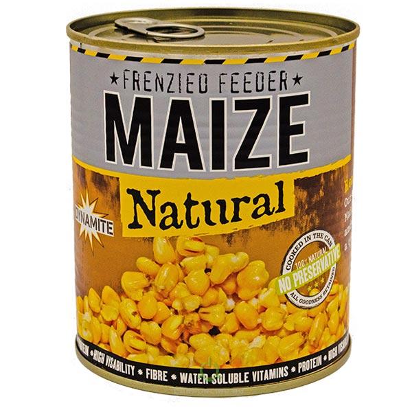 Кукуруза необрезная консервированная Dynamite Baits Maize 600 гр.