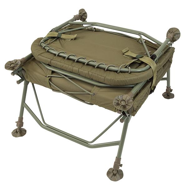 Карповая раскладушка Trakker RLX 8 Leg Bed