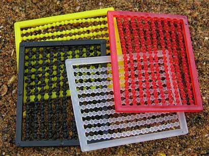 Стопор для насадок Atomic Tackle Yellow Boilie Stops