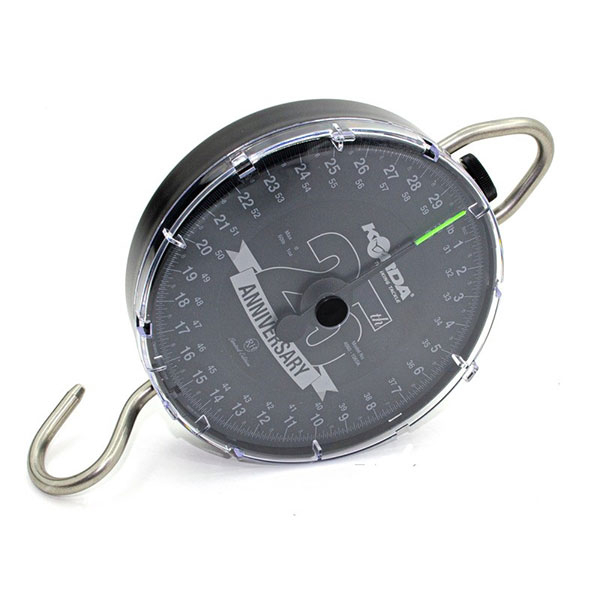 Весы Korda Dial Scale 25th Anniversary Edition 60 lb