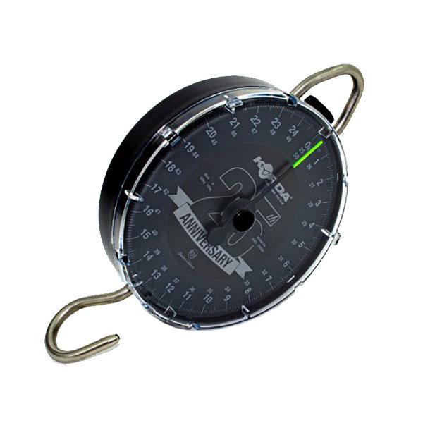 Весы Korda Dial Scale 25th Anniversary Edition 50кг