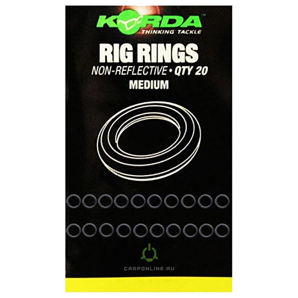 Кольцо стальное Korda Rig Ring Medium