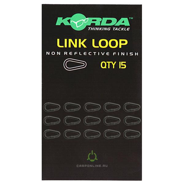 Кольцо каплевидное Korda Link Loop