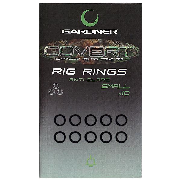 Кольцо для крючка Gardner Covert Rig Rings Small Anti Glare 3 мм.