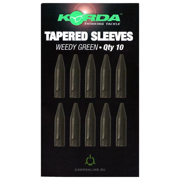 Конус силиконовый Korda Tapered Silicone Sleeve Green