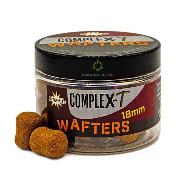Насадка Dynamite Baits Wafter - CompleX-T 18 мм. Dumbells