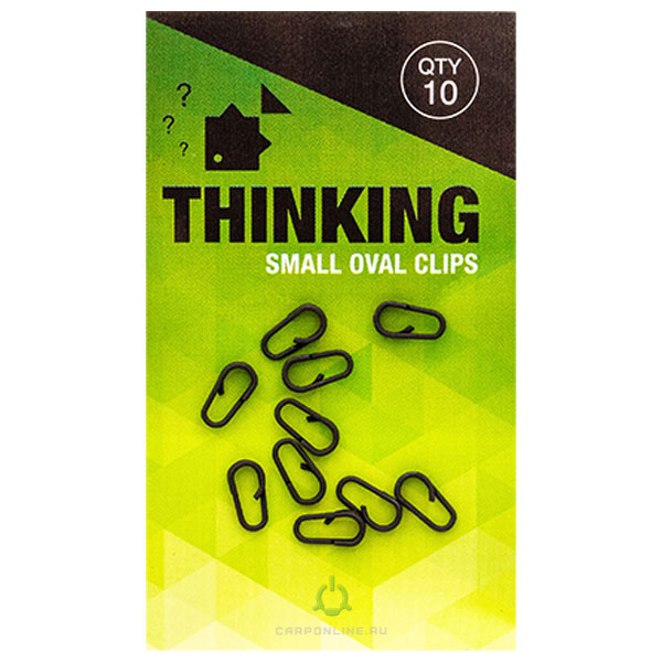 Застежка Thinking Anglers Small Oval Clips
