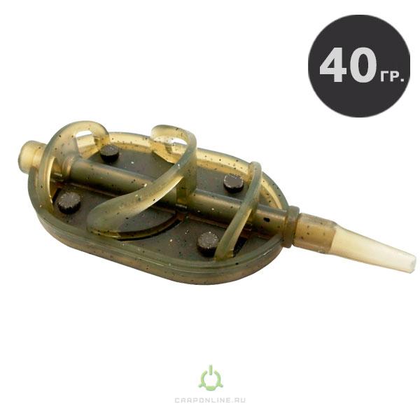 Кормушка ORANGE Arc Flat Method, 40 гр.