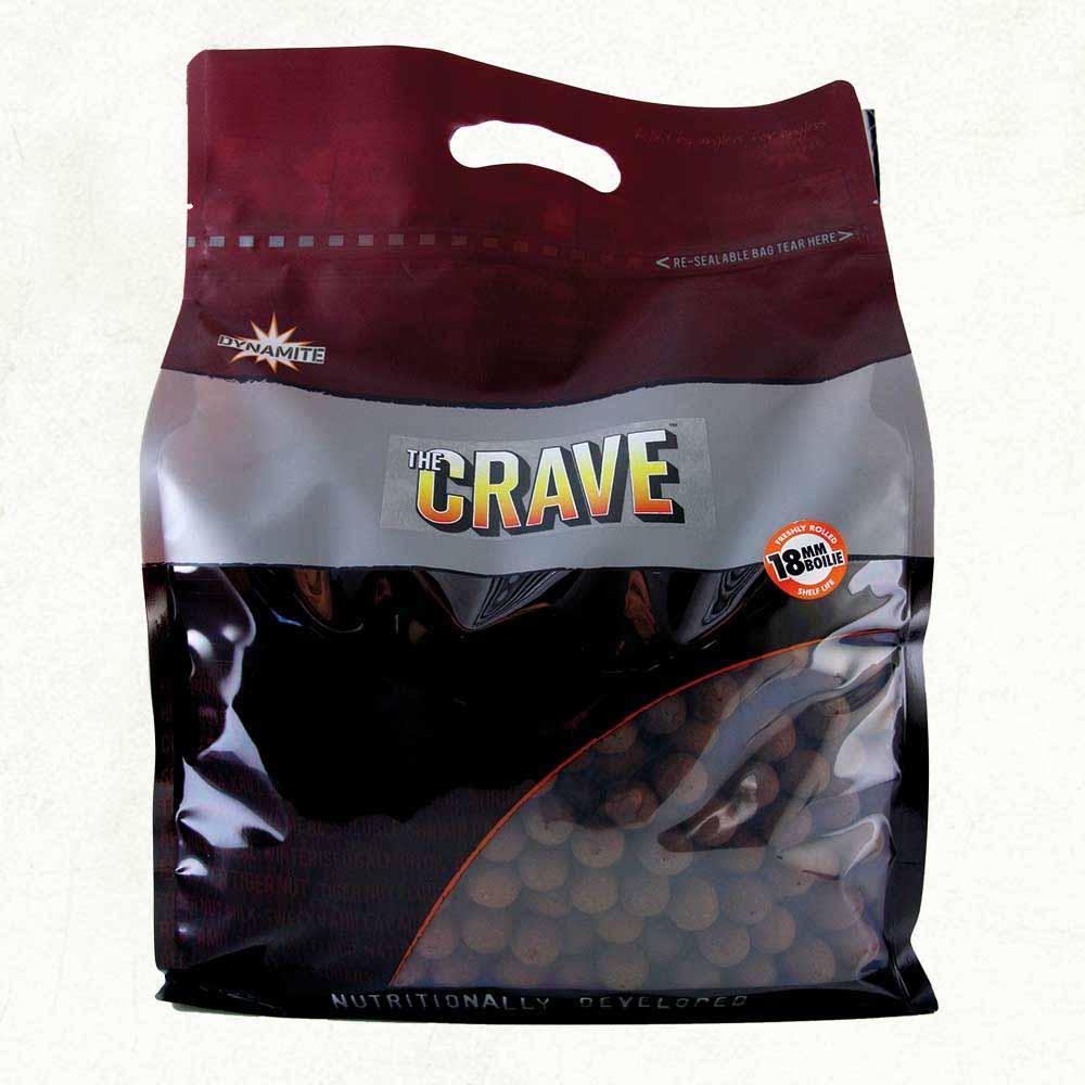Бойлы тонущие Dynamite Baits The Crave 20 мм. 1 кг.